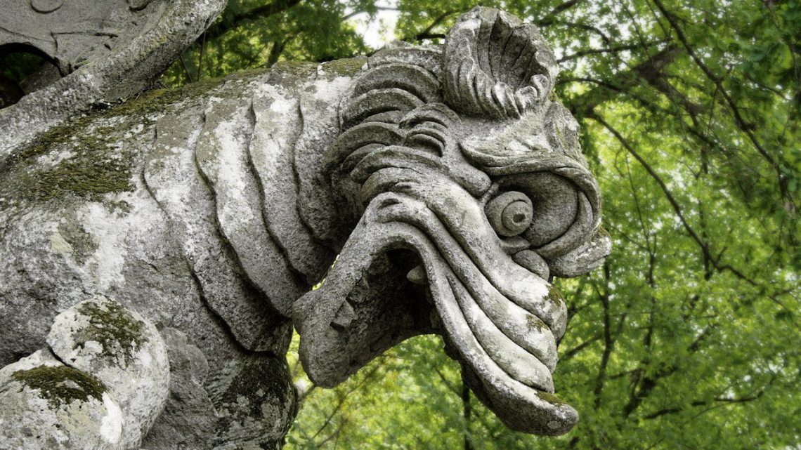 Mityczne potwory wikingów