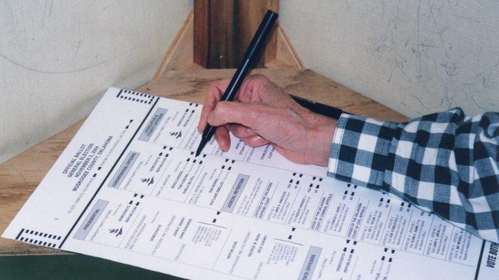 Fotografia i wyniki wyborów
