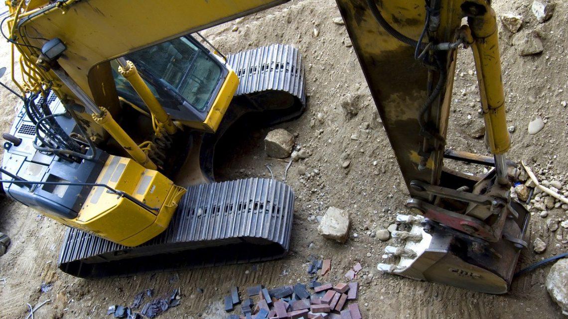 Odpowiedni sprzęt przy budowie